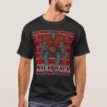 Brick Wall Football T-Shirt