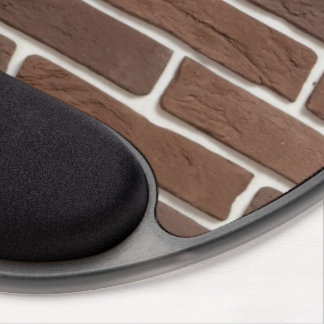 brick wall gel mouse pad
