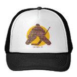Brick Wall Goalie Trucker Hats