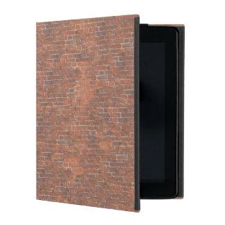 Brick Wall iPad Air Case w/ No Kickstand