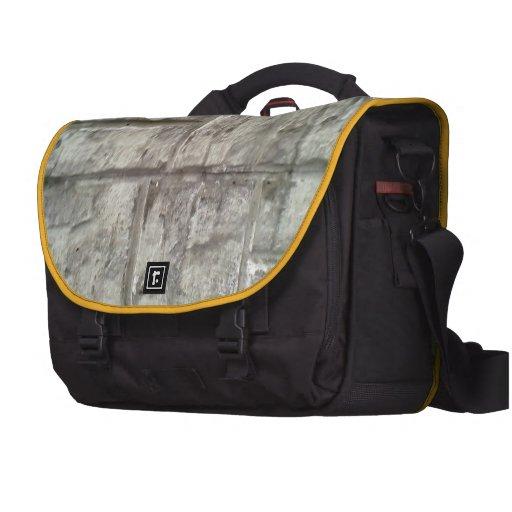 Brick Wall Laptop Commuter Bag