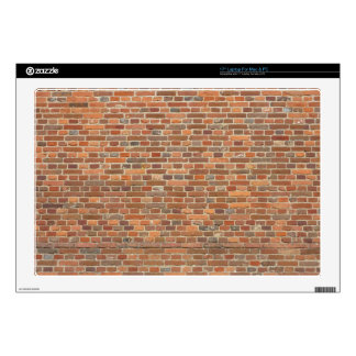 Brick Wall Laptop Decal