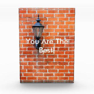 Brick Wall Light Award