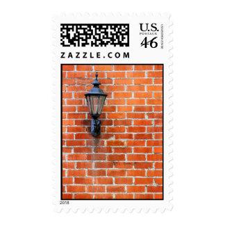 Brick Wall Light Postage
