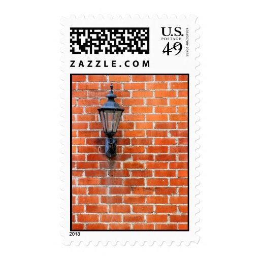Brick Wall Light Stamps
