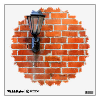 Brick Wall Light Wall Decal Part 74