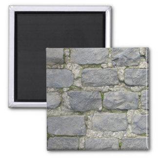 Brick Wall magnet, customize Magnet
