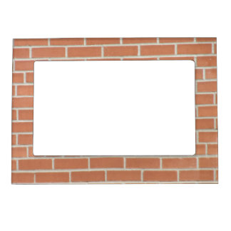 Brick Wall Magnetic Frame