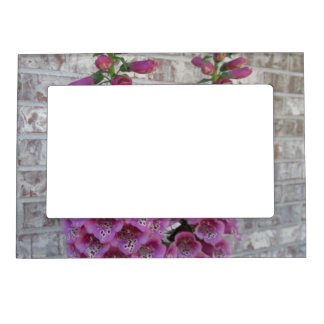 Brick Wall Magnetic Photo Frame