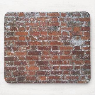 Brick Wall Mouse Pad
