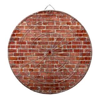 Brick Wall Personalized Graffiti Dart Board