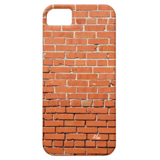 Brick Wall   Personalized with Name iPhone 5 Case