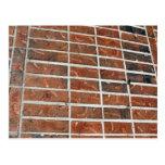 brick  wall post cards