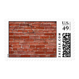 Brick Wall Postage
