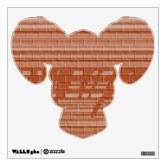 Brick Wall : Ram RamHead Room Graphics