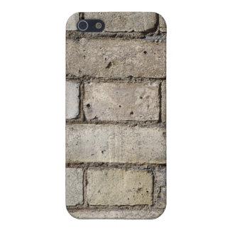 Brick Wall - Rough iPhone SE/5/5s Case