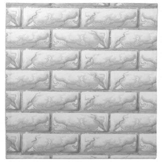 Brick Wall Seamless Texture Background Napkin