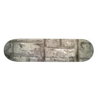 Brick Wall Skate Deck