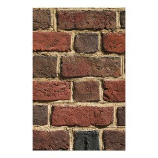 Brick Wall Stationery