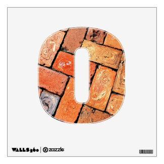 Brick Wall Sticker