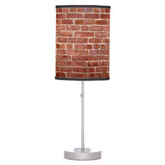 Brick Wall Table Lamp