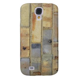 Brick wall tech texture samsung galaxy s4 cover