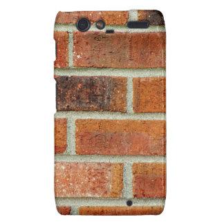 Brick Wall Texture Droid RAZR Cover