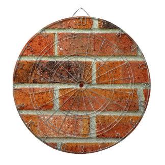 Brick Wall Texture Dart Boards