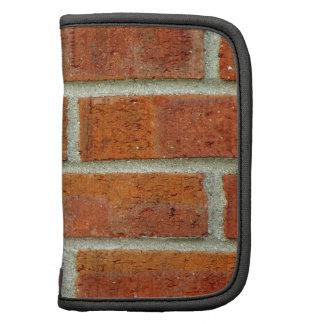 Brick Wall Texture Folio Planners