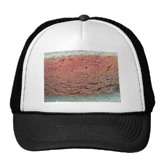 Brick Wall Texture Trucker Hat