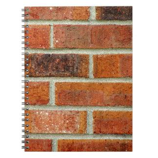 Brick Wall Texture Journal