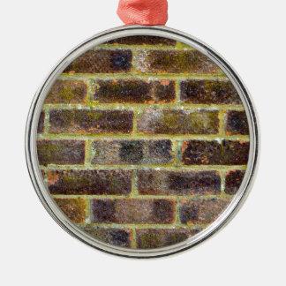 Brick Wall Texture Ornaments