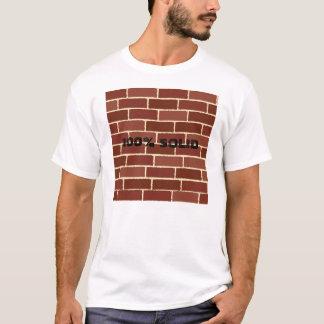 Brick wall texture T-Shirt
