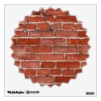 Brick Wall Wall Graphic