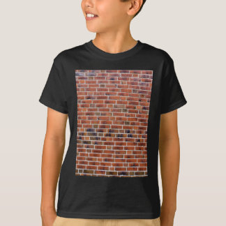 Brick wall with joints T-Shirt