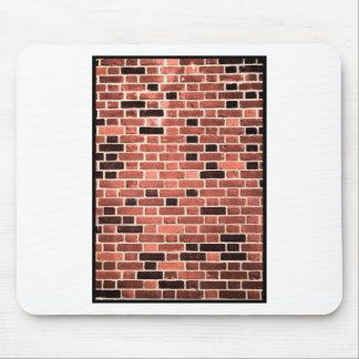 Brick Work Mouse Pad