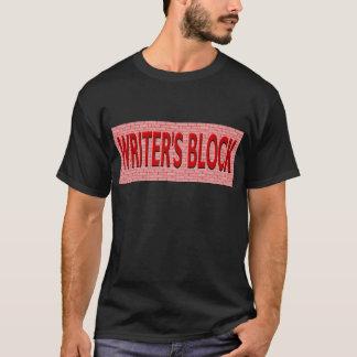 Brick Writer's Block T-Shirt