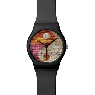 Brick Yin Yang Watch