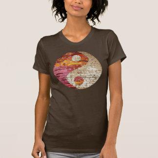 Brick Yin Yang Women's T Shirt