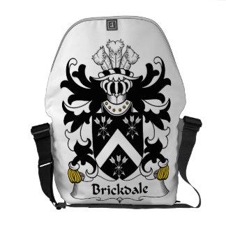 Brickdale Family Crest Messenger Bag