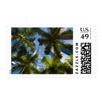 Brickell Avenue, high rise buildings Postage