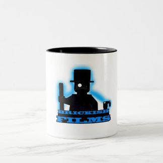 Brickish Films Logo - Mug