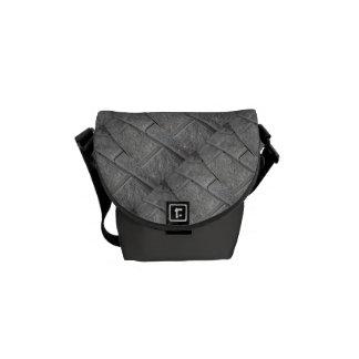 Brickism Messenger Bag