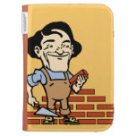 Bricklayer Case For The Kindle