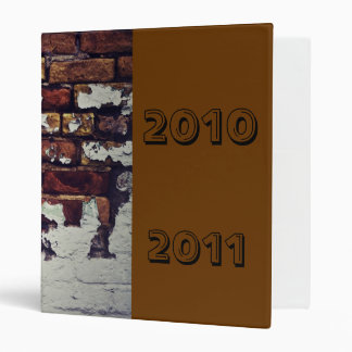 bricks 2010/11 binder