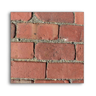 Bricks - Antique Street Pavers Envelope