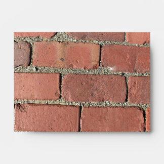 Bricks - Antique Street Pavers Envelope