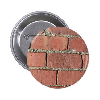 Bricks - Antique Street Pavers Pinback Button