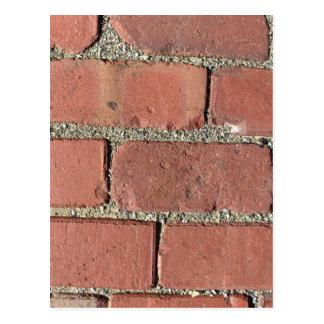 Bricks - Antique Street Pavers Post Cards