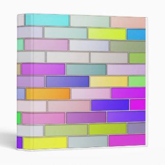 Bricks Binder